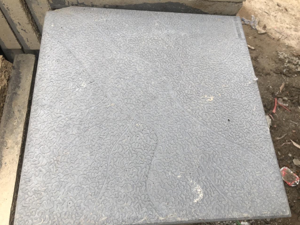 gạch giả đá được làm từ khuôn gạch giả đá