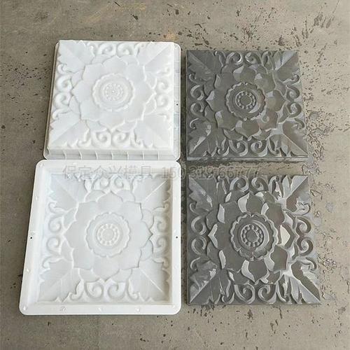 Khuôn nhựa làm gạch dày 3cm
