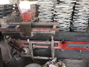 máy tháo gạch