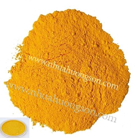 bột oxit màu vàng