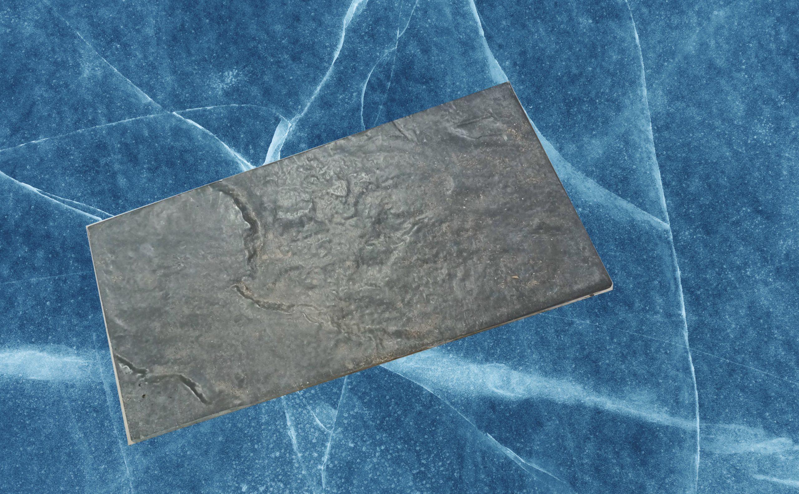 gạch giả đá làm từ khuôn nhựa Hương Sơn
